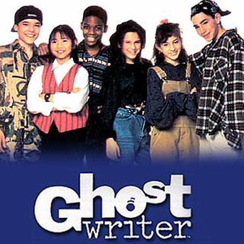 ghost writer tv show