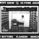 This Is and Isn't About the DC Punk Archive