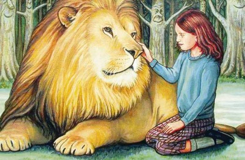 The lion the witch and the wardrobe