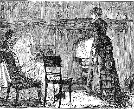 1877ish illustration by F.A. Fraser. Scanned by Philip V. Allingham and courtesy of the Charles Dickens Museum and the Victorian Web.